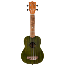 Flight Gemstone Jade soprano ukulele
