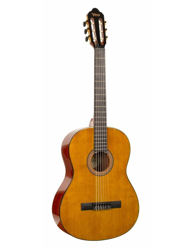 Valencia VC262 AN 1/2 Classical guitar antique natural