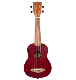 Flight Gemstone Coral soprano ukulele