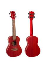 Flight DUC380 Gemstone Coral concert ukulele