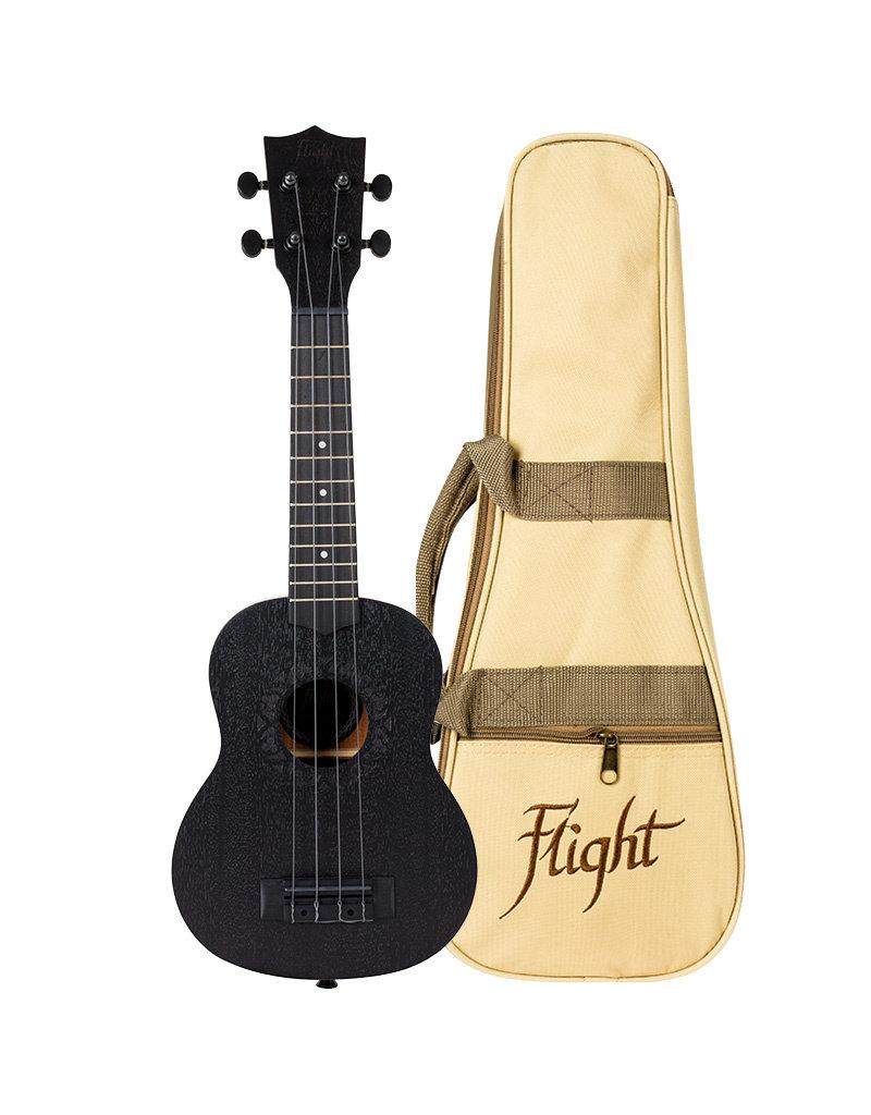 Flight NUS310 Blackbird soprano ukulele