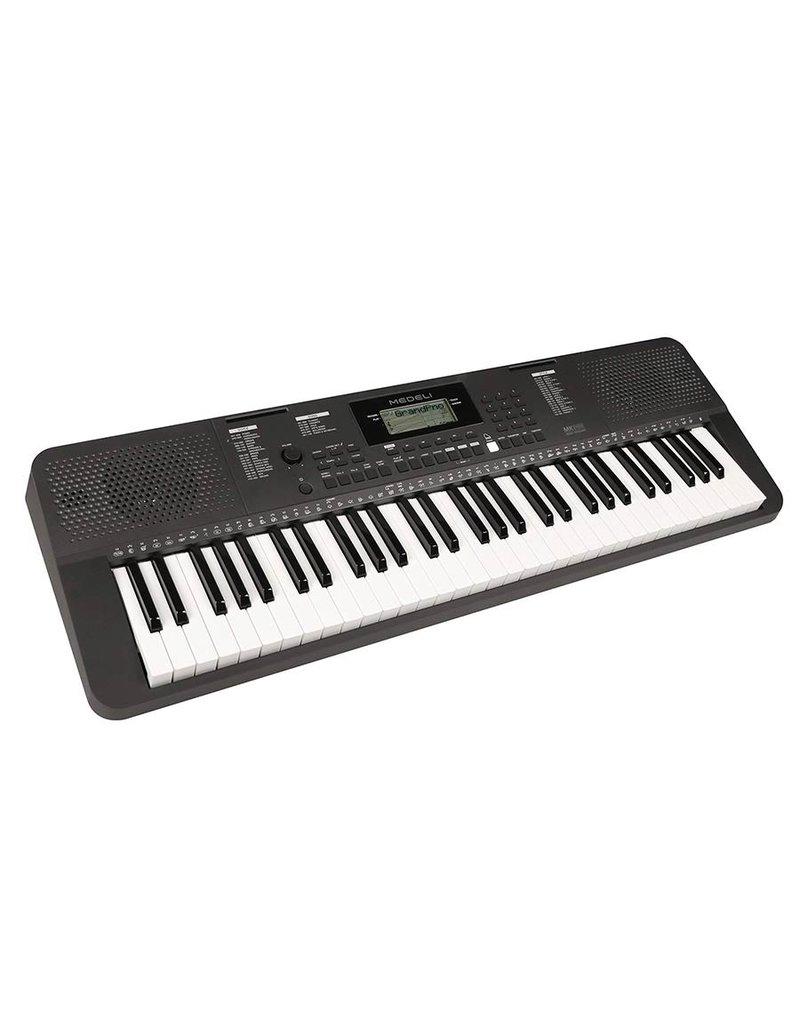 Medeli MK100 Aanslag gevoelig keyboard