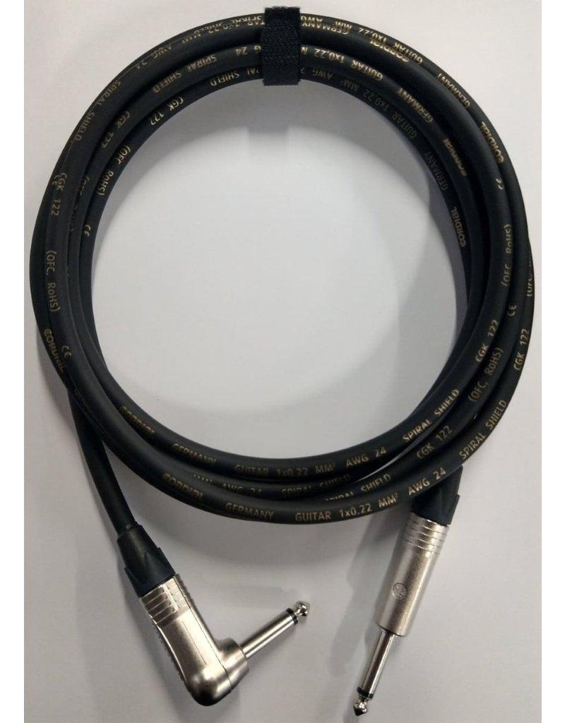 Cordial CGI3PR instrument cable 3 meter