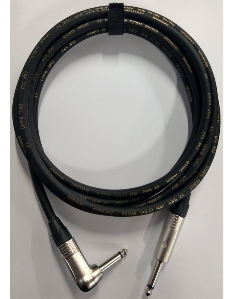 Cordial CGK3PR instrument cable 3 meter