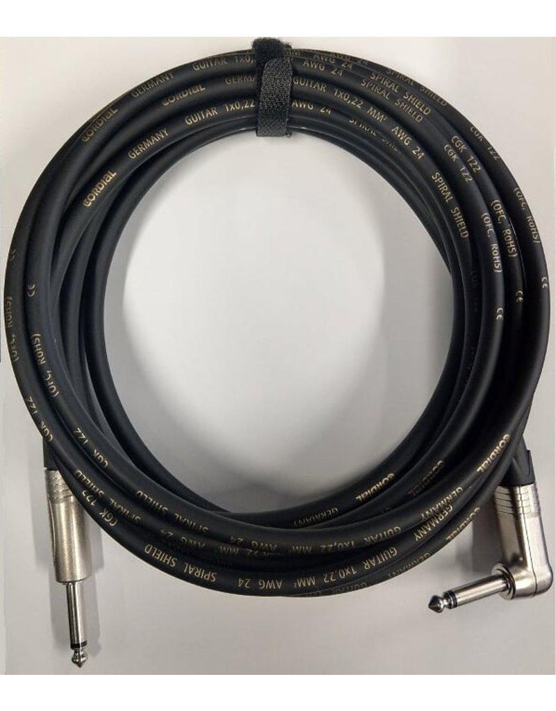 Cordial CGK3PR instrument kabel 3 meter