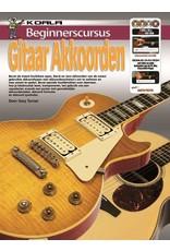Koala LTP15050 Guitar chords beginners course