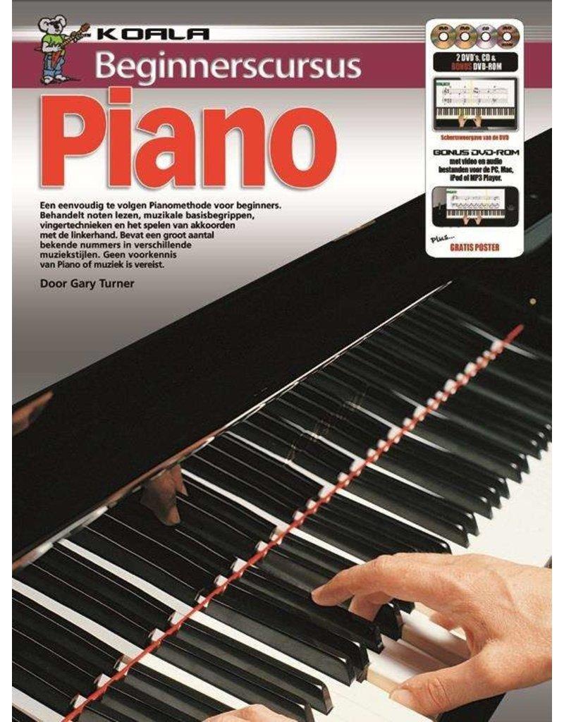 Koala LTP15042 Beginners course Piano