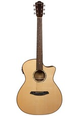 Rathbone R3SKCE No.3 acoustic/electric guitar Koa