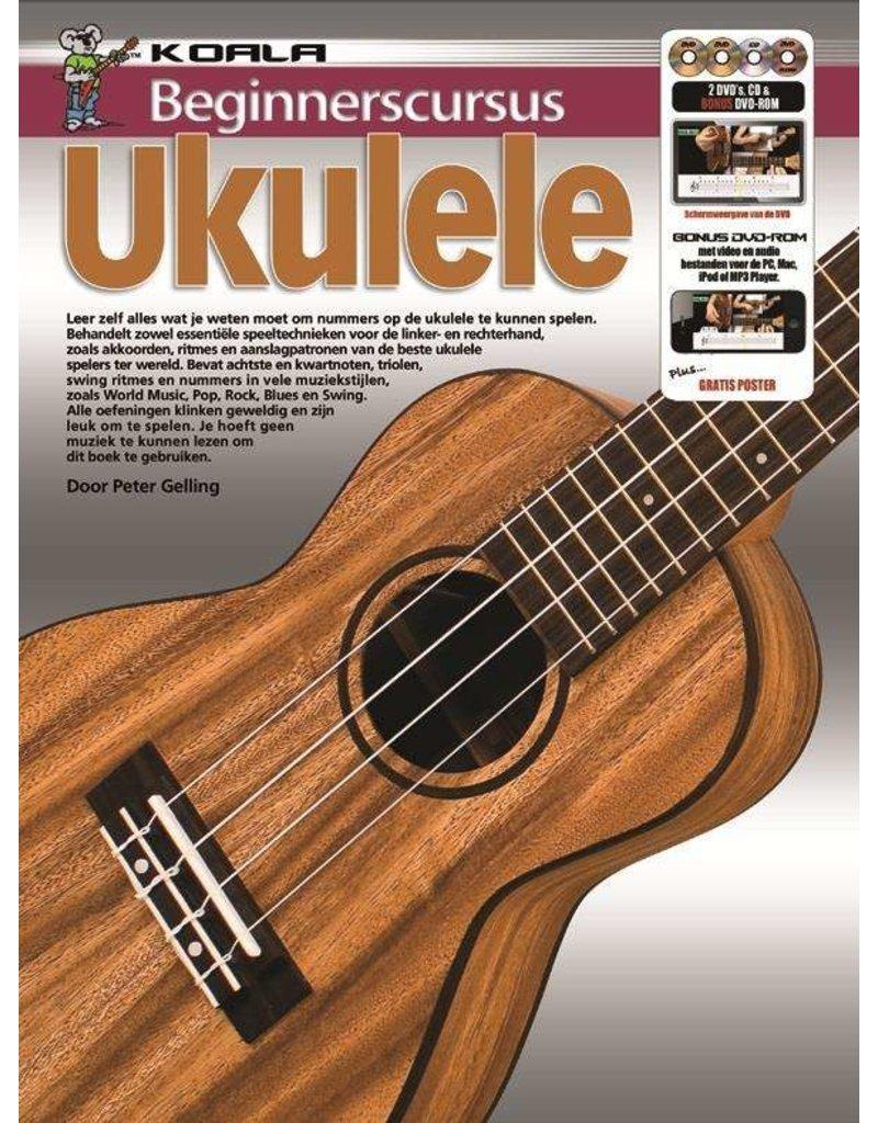 Koala LTP15046 Beginners course Ukulele