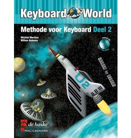 Hal Leonard Keyboard World 2