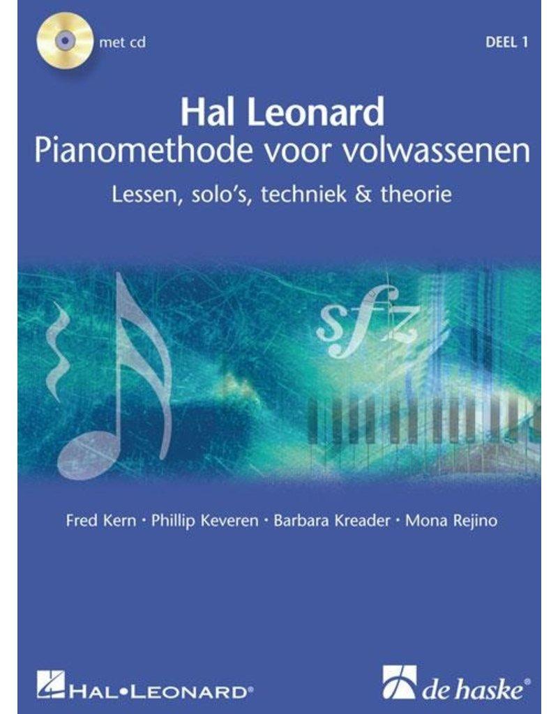 Hal Leonard Piano method for Adults