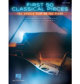 Hal Leonard First 50 Classical pieces Piano