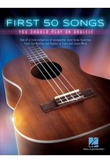 Hal Leonard First 50 Songs you should play on the ukulele