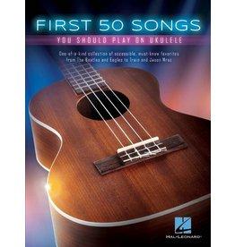 Hal Leonard First 50 Songs Ukelele