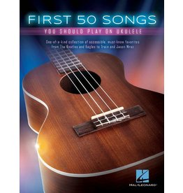 Hal Leonard First 50 Songs Ukulele