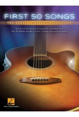 Hal Leonard First 50 Songs you should fingerpick on guitar