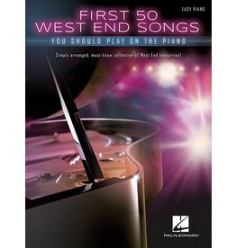 Hal Leonard First 50 West End songs Piano