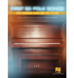 Hal Leonard First 50 Folk songs Piano