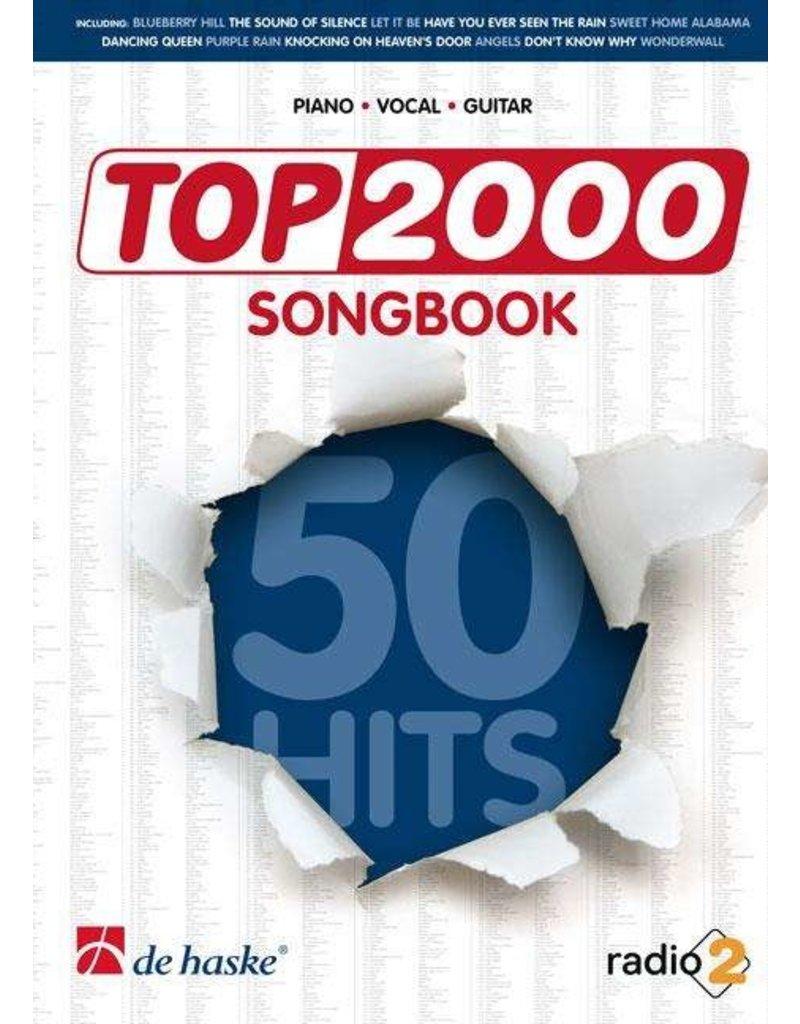 Hal Leonard Top 2000 Songbook Piano-Zang-Gitaar