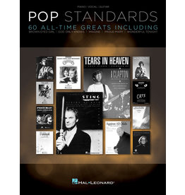 Hal Leonard Pop Standards