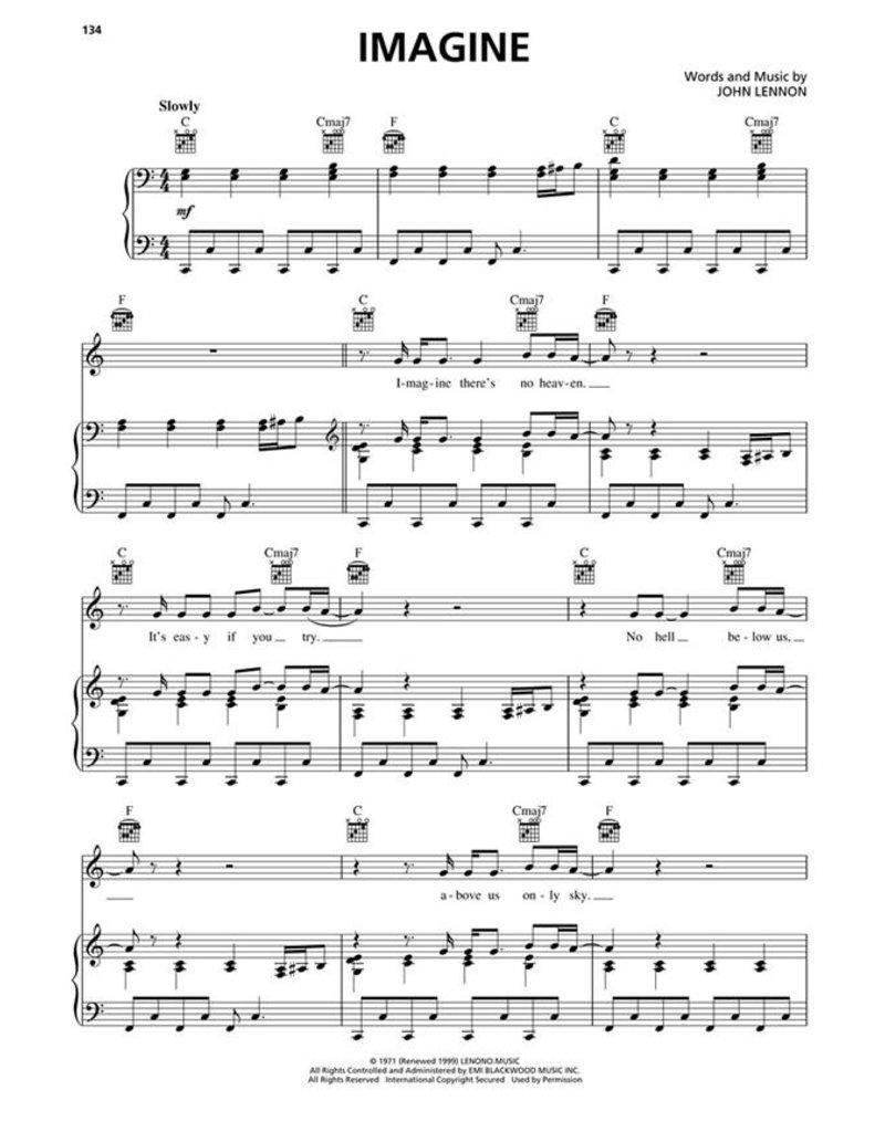 Hal Leonard Pop Standards Piano-Vocal-Guitar