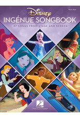 Hal Leonard Disney Ingénue songbook Piano-Vocal