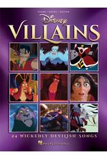 Hal Leonard Disney Villains Piano-Vocal-Guitar