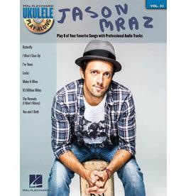 Hal Leonard Jason Mraz Ukulele play along
