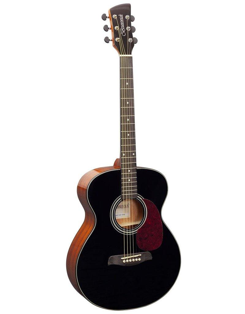 Brunswick BF200 BK Akoestische gitaar zwart