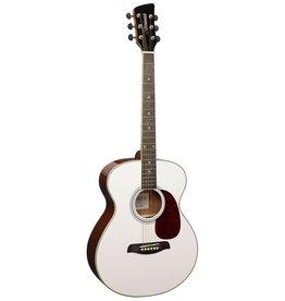 Brunswick BF200 MW Acoustic guitar white
