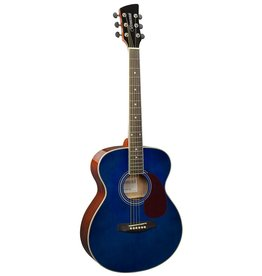 Brunswick BF200 BL Acoustic guitar blue