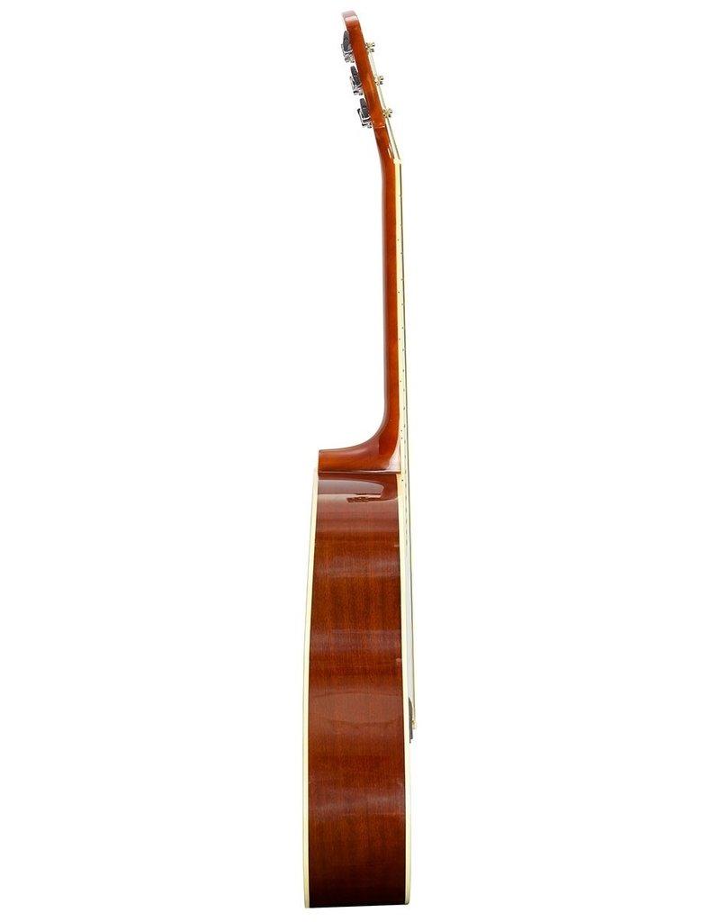Brunswick BD200 M Akoestische gitaar mahonie