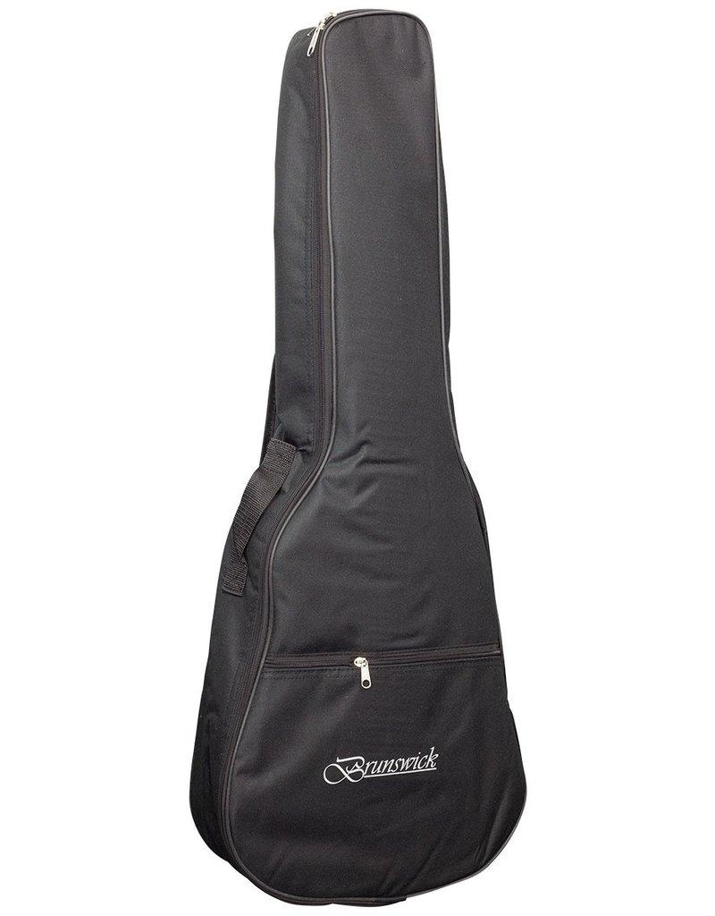 Brunswick BT200 TB Acoustic travel guitar tobacco burst