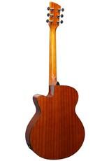 Brunswick BTK50 BL Acoustic/electric guitar blue