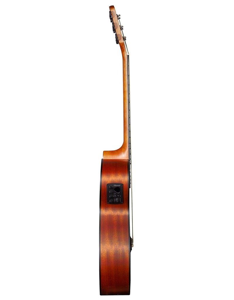 Brunswick BTK50 TB Akoestisch/elektrisch gitaar tobacco burst