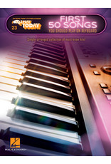 Hal Leonard First 50 Songs you should play on keyboard