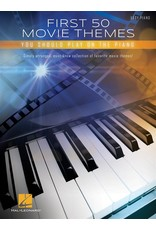 Hal Leonard First 50 Movie Themes you should play on the  Piano