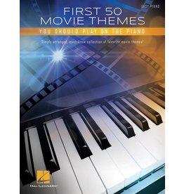 Hal Leonard First 50 Movie Themes Piano