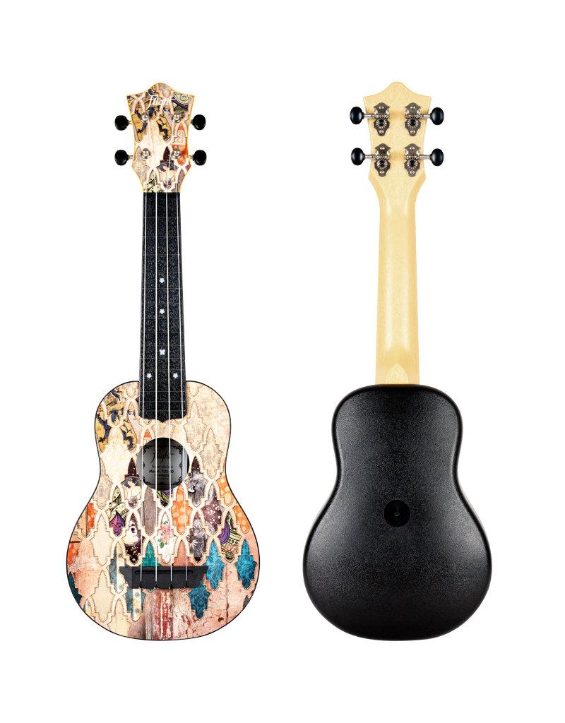 Flight TUS40 Travel Granada soprano ukulele