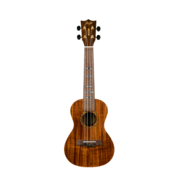 Flight Supernatural Glossy Acacia concert ukulele