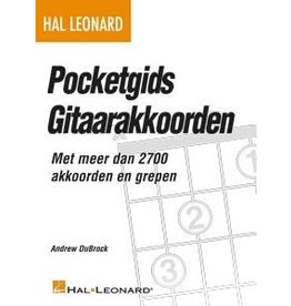 Hal Leonard Pocket Guide Guitar Chords