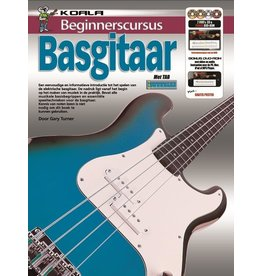 Koala Beginners course Bass guitar