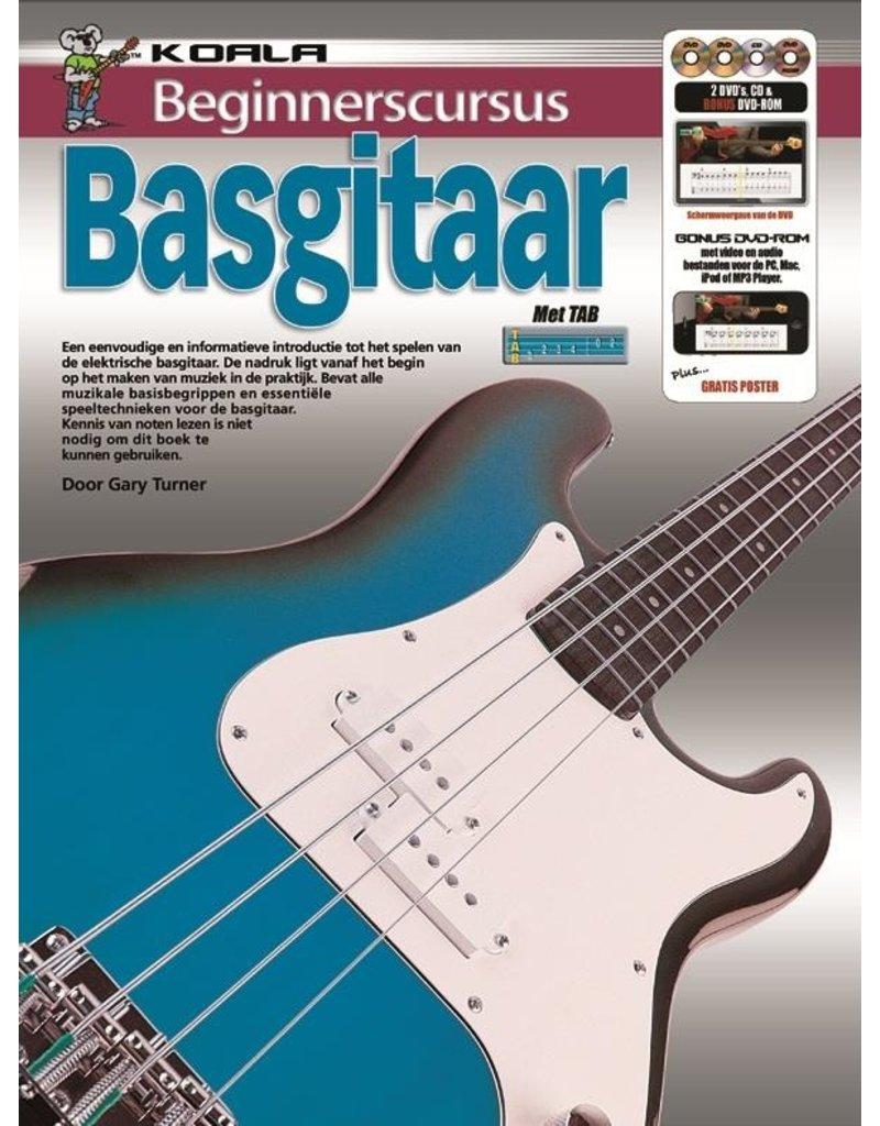 Koala Beginners course Bass guitar