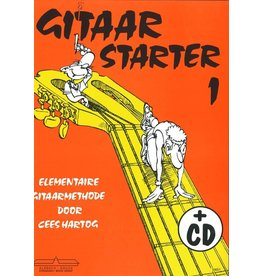 Hal Leonard Gitaar Starter 1