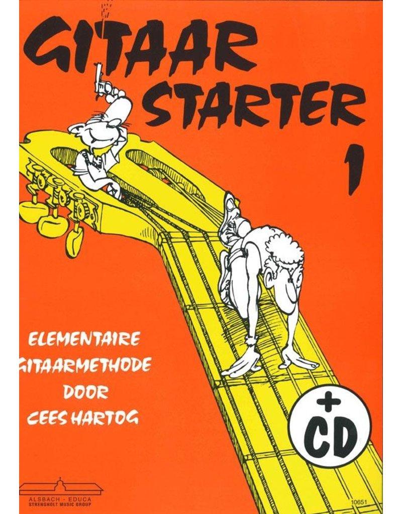 Hal Leonard ALB10651 Guitar Starter 1