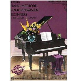Alfred Piano-methode voor Volwassenen
