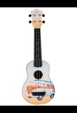 Flight TUS25 Travel bus soprano ukulele