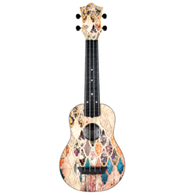 Flight Travel Granada soprano ukulele