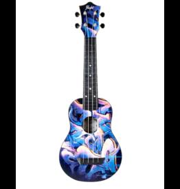 Flight Travel graffiti soprano ukulele