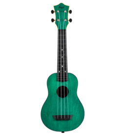 Flight Travel green soprano ukulele
